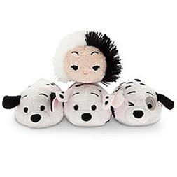 101 dalmatians mini plush collection