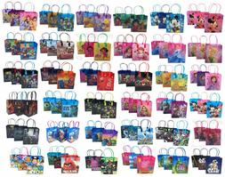 Disney Nickelodeon Birthday Goody Gift Loot Favor Bags Part
