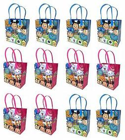 12PC DISNEY TSUM TSUM BIRTHDAY PARTY GOODY PARTY SUPPLIES FA