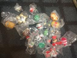 23 Disney Tsum Tsum Vinyl Mini Figures - Medium small large