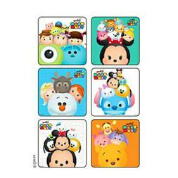 25 Tsum Tsum STICKERS Party Favors Supplies for Birthday Tre
