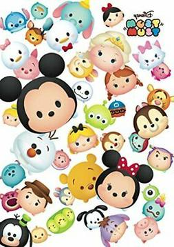 266 piece jigsaw puzzle Disney TSUM TSUM 40 Character Large