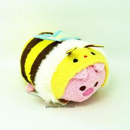 "3.5"" New Piglet  Honey Bee Winnie the Pooh mini Tsum Tsum Pl"