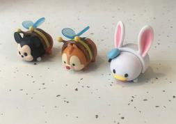 3 Disney TSUM TSUM EASTER 2018 Mystery Pack DONALD DALE MICK