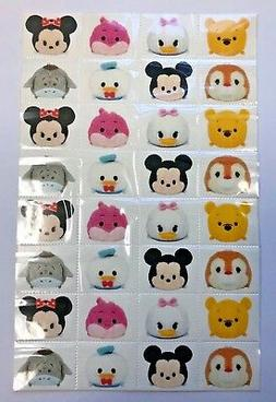 32 Tsum Tsum Tattoos Party Favors rewards  teacher supply te