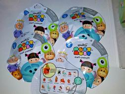 5 Packs Disney Tsum Tsum Series 5 Mystery Blind Bag