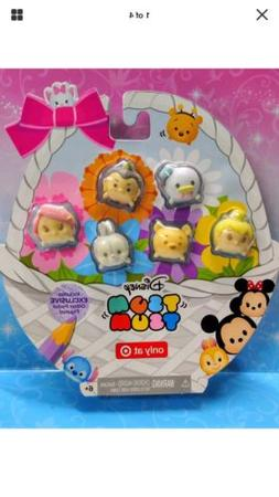 6 tsum tsum easter pastel parade exclusive