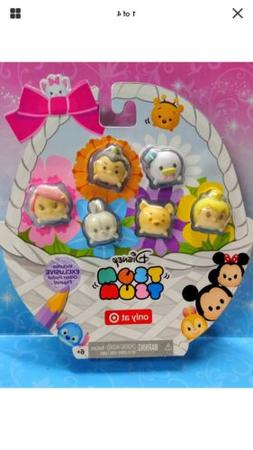 6 Tsum Tsum Easter PASTEL PARADE Exclusive Glitter Disney Me