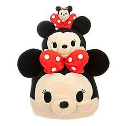 AUTHENTIC Disney Store Tsum Tsum MINNIE MOUSE Plush Figures