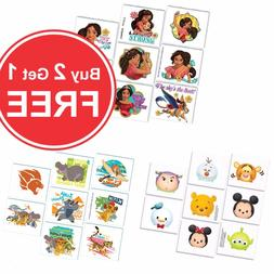 Buy 2 Get 1 FREE  Temporary Tattoo 8pcs Party Favor Tattoos