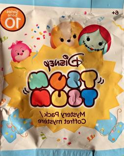 DISNEY TSUM TSUM Series 10 Mystery Stack Pack Medium Vinyl F
