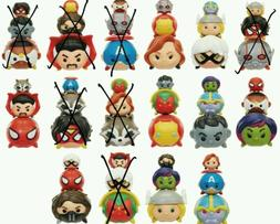 Disney Marvel Tsum Tsum Series 1, 2, 3, 4 - 3 Packs - Choice