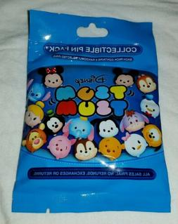 Disney Pins Tsum Tsum  MYSTERY PIN PACK  1st series Sealed A