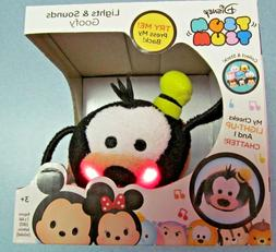 Disney TSUM TSUM~Lights and Sounds GOOFY~NEW in package