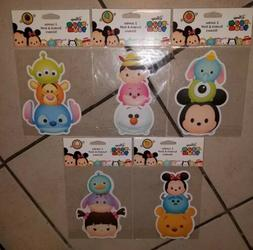 Disney Tsum Tsum 2 Jumbo Scratch & Sniff Stickers
