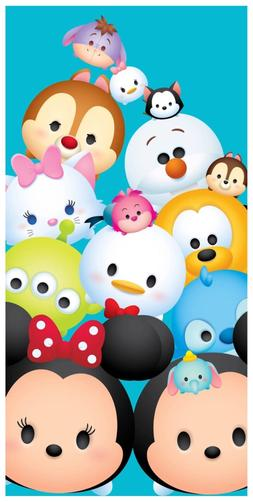 Disney Tsum Tsum Beach Towel