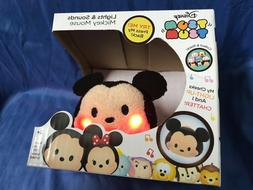Disney Tsum Tsum Light and Sounds Mickey Mouse, Brand New in