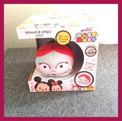 Disney Tsum Tsum Lights and Sounds Plush Figure Sally !