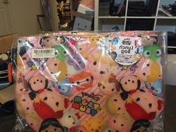 Disney Tsum Tsum Lunch Bag / Cooler Tote from Japan