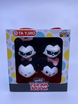 Disney Tsum Tsum Mickey and Minnie Mouse 4-pack Target Exclu
