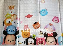 Disney Tsum Tsum Plastic Table Cover Birthday Party Supplies