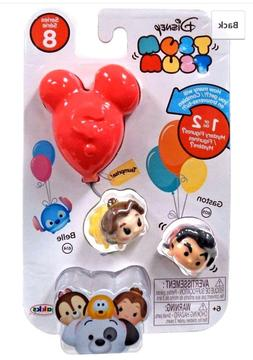 Disney Tsum Tsum Series 8 3 Pack Belle and Gaston FREE SHIP