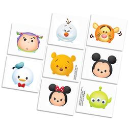 Disney Tsum Tsum Temporary Tattoos Birthday Party Supplies