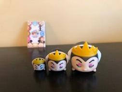Disney Tsum Tsum Vinyl Figure Evil Queen Various Sizes Snow