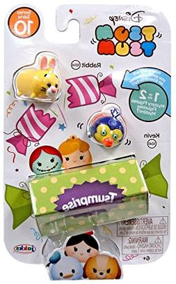 Disney Tsum Tsum Vinyl Stack Series 10 3 Pack Kevin Rabbit &