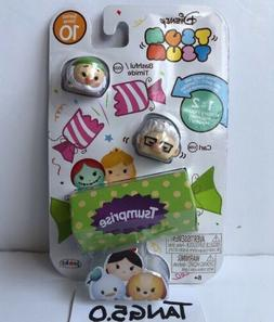 Disney Tsum Tsum Vinyl Stack Series 10 3-pack BASHFUL & CARL