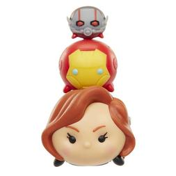 Lot of 4 packs Marvel Disney Tsum Tsum figures 3 in each pac