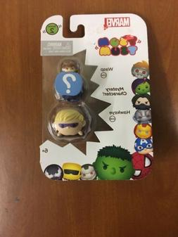 Marvel Tsum Tsum Series 2 + Collectors Guide Collectible Kid