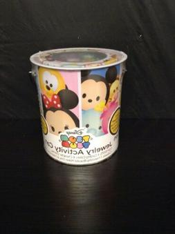 "NEW - Disney ""Tsum Tsum"" Jewelry Activity Can - 5+ - Make Je"