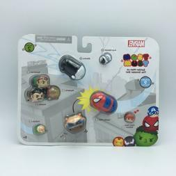 New Disney Marvel 9 Pack Tsum Tsum Spider-Man Vs. The Sinist