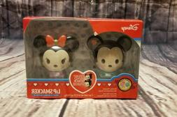 New Mickey and Minnie Mouse Tsum Tsum Lip Smackers Limited E