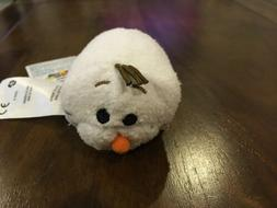 Olaf Disney Store Frozen Tsum Tsum USA mini plush  BUY MORE