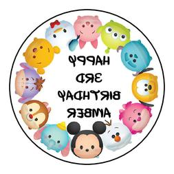 TSUM TSUM DISNEY Stickers Labels Tags VARIETY OF SIZES PERSO