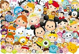 Tenyo Jigsaw Puzzle D-1000-462 Disney Tsum Tsum from Japan F