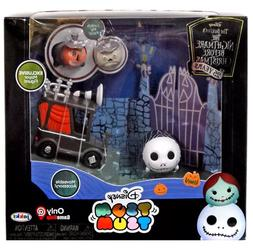 The Nightmare Before Christmas 25 Years Tsum Tsum Mayor Game