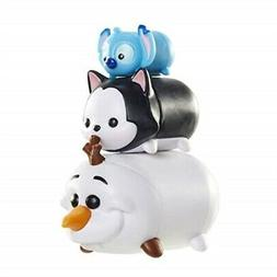 Tsum Tsum 3-Pack Figures: Olaf/Figaro/Stitch