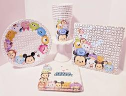 Tsum Tsum Disney 16 Beverage Napkins Birthday Party