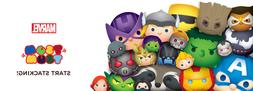 Tsum Tsum Marvel Series 1 2 & 3 Mystery Stack Pack and 3 Pac