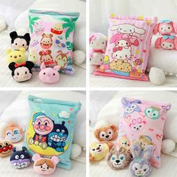 A large bag of Soft Pillow Toy <font><b>TSUM</b></font> <fon