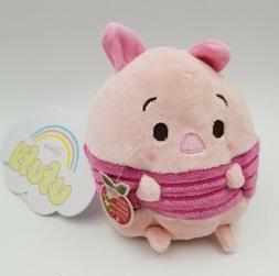 """Authentic Disney Store Piglet Scented Small 4.5"""" Ufufy Plush"""