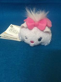 BNWT Disney The Aristocats Tsum Tsum Plush - Winking Marie M