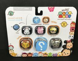 Tsum Tsum Disney 9 PacK Figures Series 4 With 2 Mystery Char