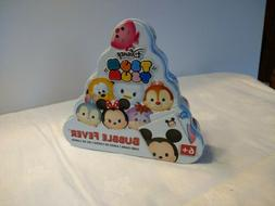 Disney Bubble Fever Tsum Tsum Card Game in Tin New in Packag