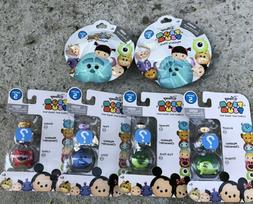 Disney Tsum Tsum Collect 'em Stack 'em Series 5 Lot of 4 plu