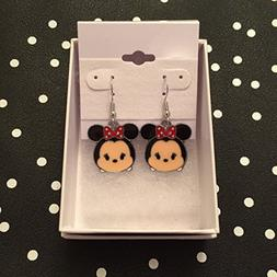 Disney Inspired Minnie Mouse Tsum Tsum Earrings