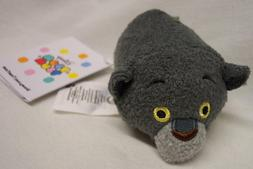 "Disney Jungle Book TSUM TSUM BAGHERRA PANTHER 3"" Plush STUFF"